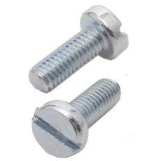 Zylinderschrauben mit Schlitz M2x16 • 10 Stück • R.E.M.